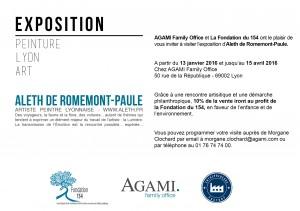 AGAMI - Invitation personnelle - 02